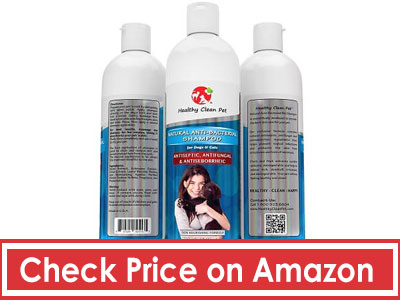 Healthy-Clean-Pet-Medicated-Dog-Shampoo