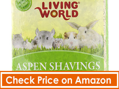 Living-World-bedding-for-guinea-pigs